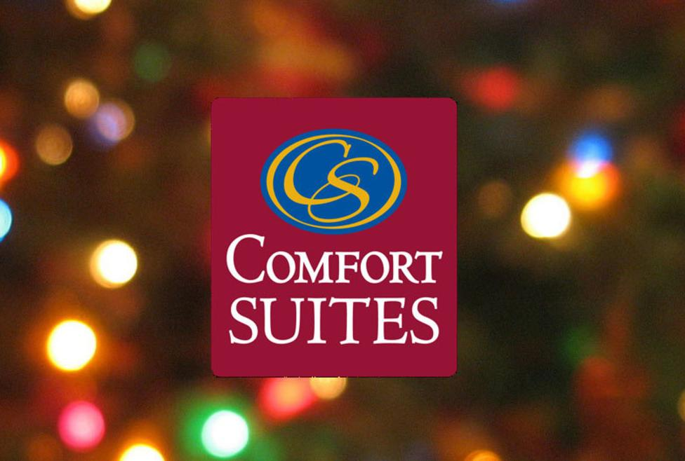 Comfort Suites Christmas