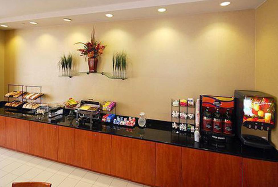 Comfort Inn DFW Airport North Restaurant