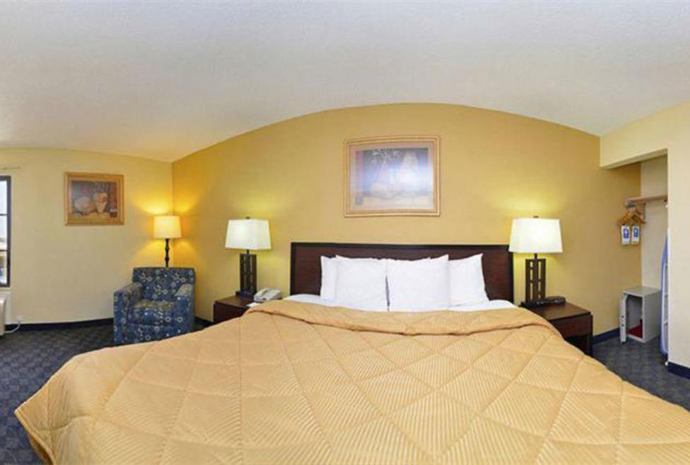 Comfort Inn & Suites DFW Airport South - King