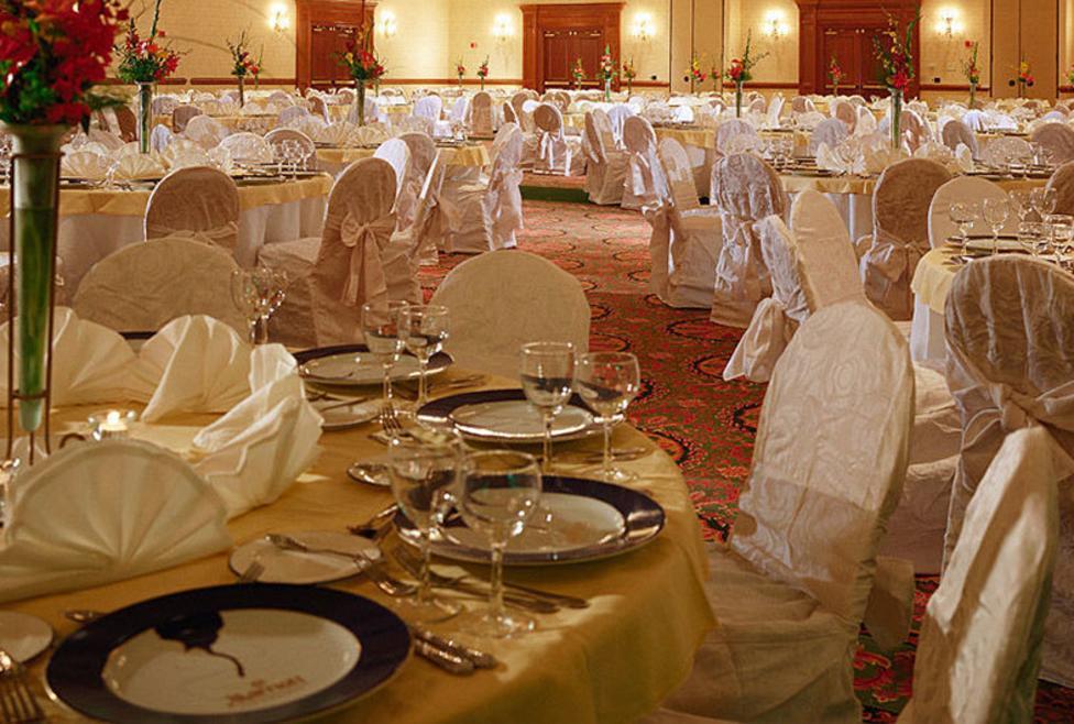 Dallas Marriott Las Colinas - Ballroom