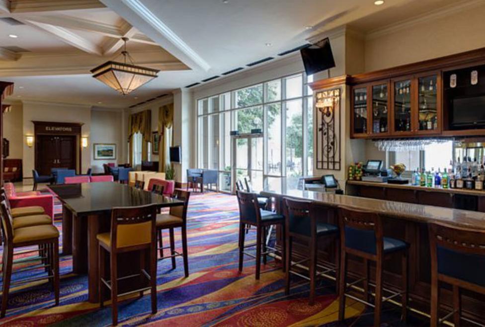 Dallas Marriott Las Colinas - Lounge