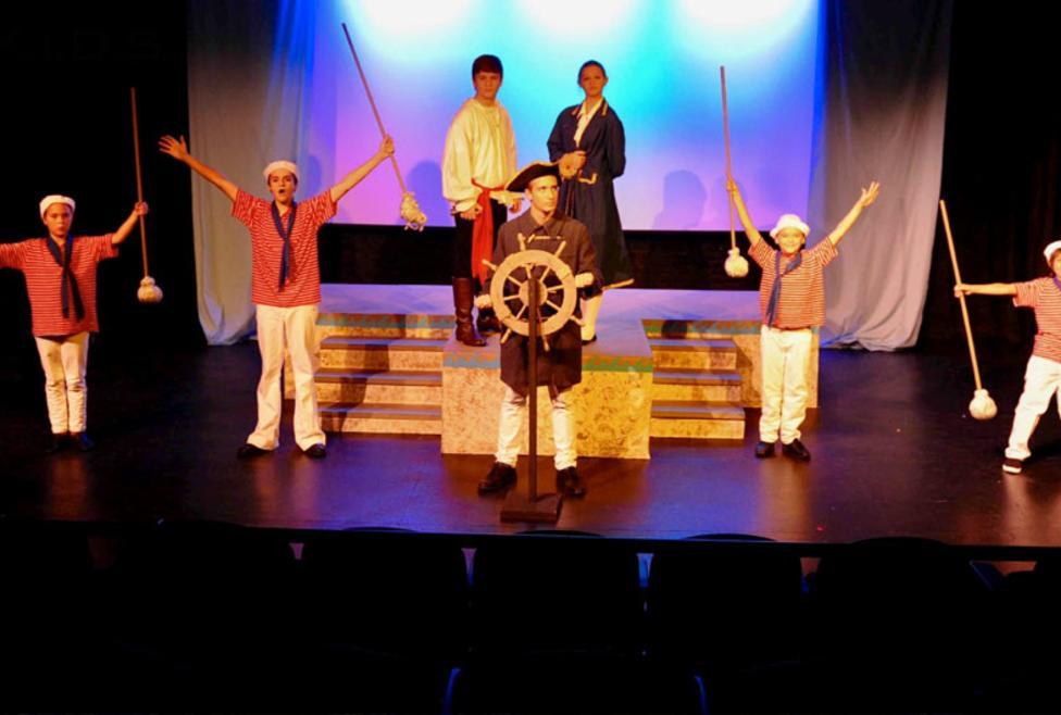 Ennis Public Theatre