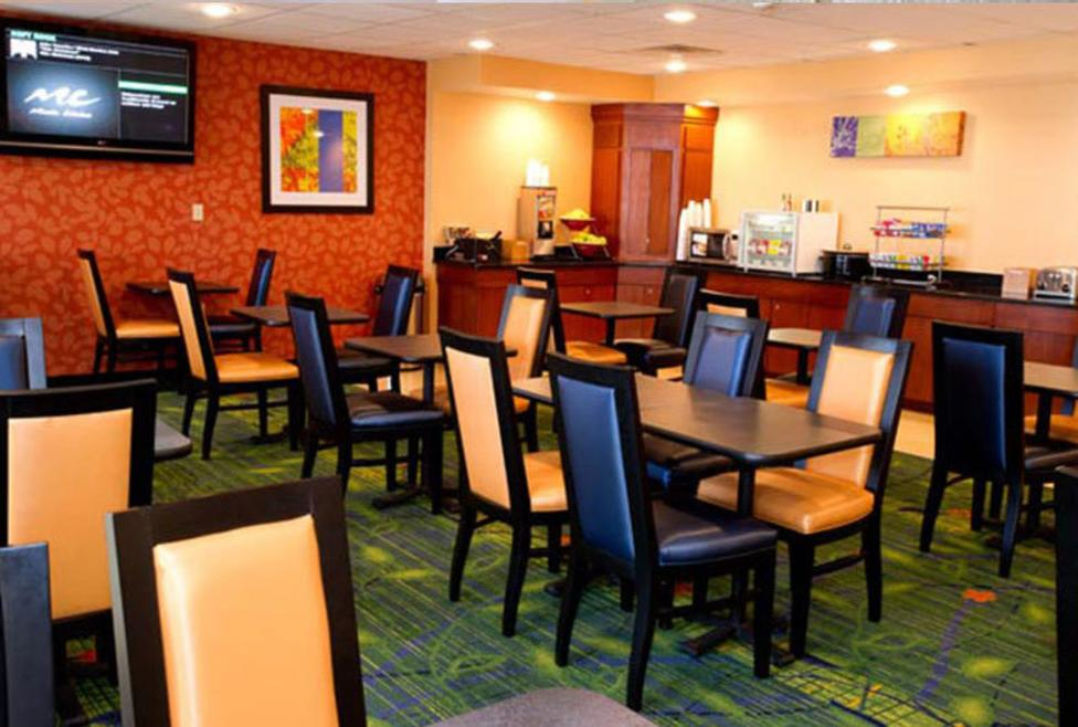 Fairfield Inn & Suites - DFW Airport North - Cafe