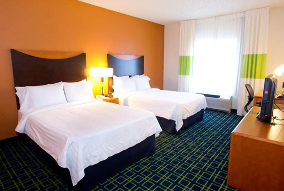 Fairfield Inn & Suites - DFW Airport North - Double