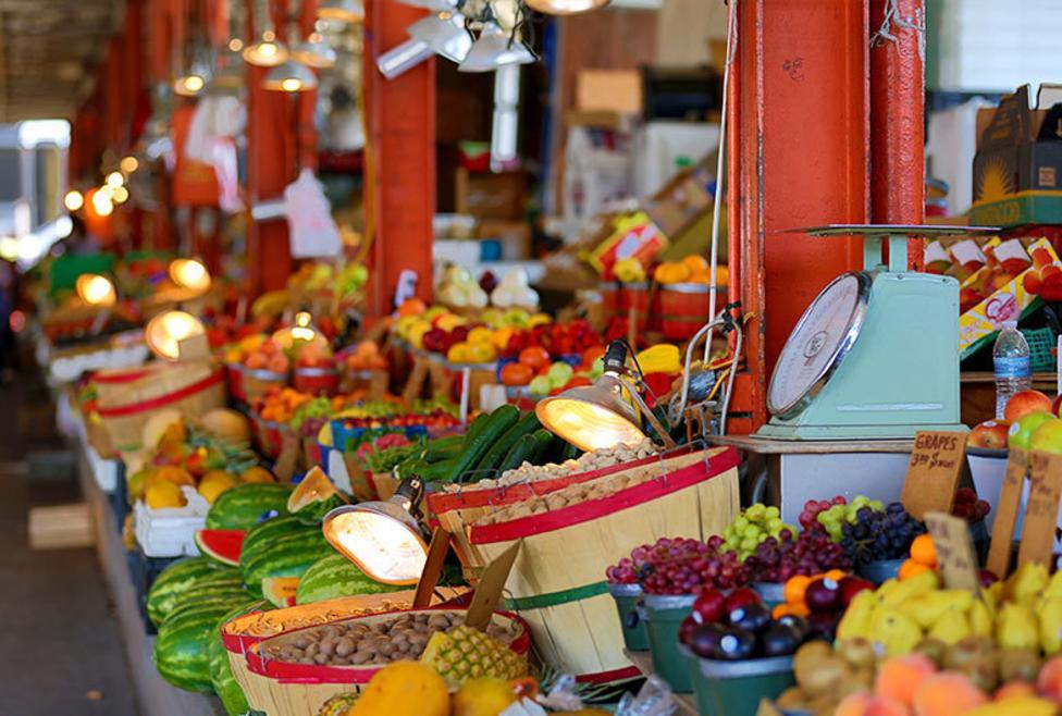 Farmers Market - Dallas