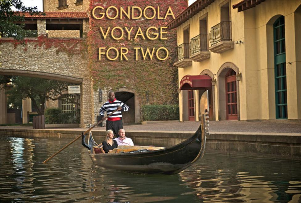 Gondola Voyage for Two