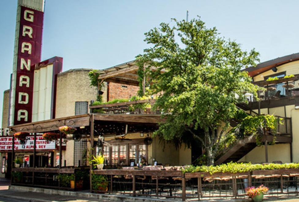Granada Theater - Dallas