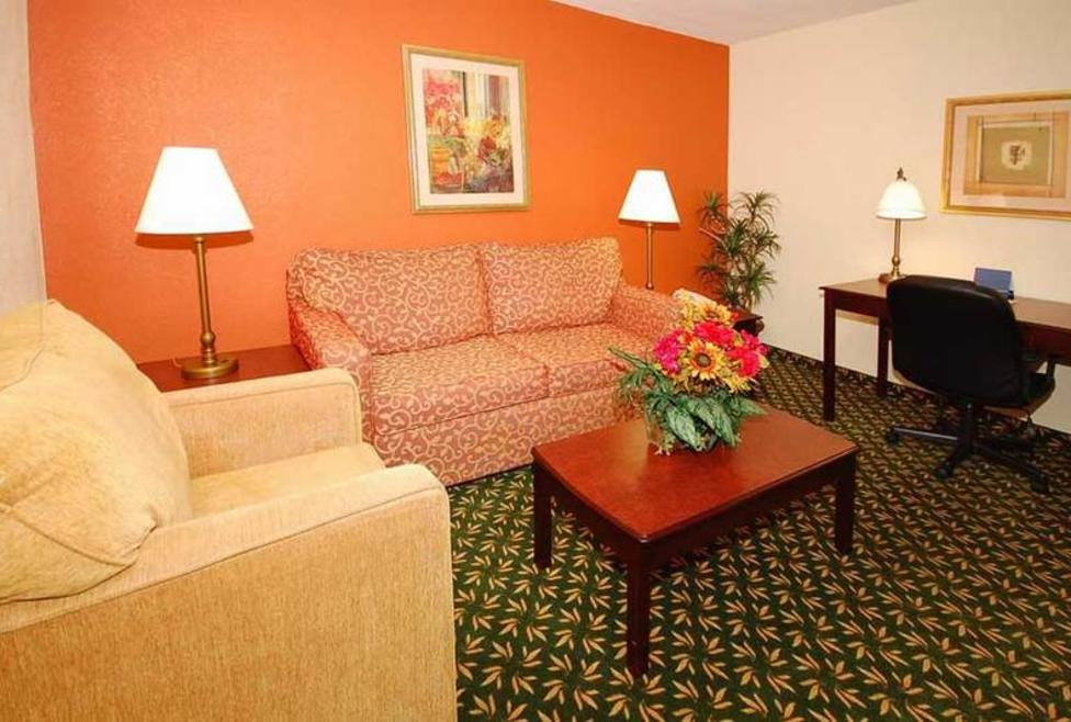 Hampton Inn DFW South - suite