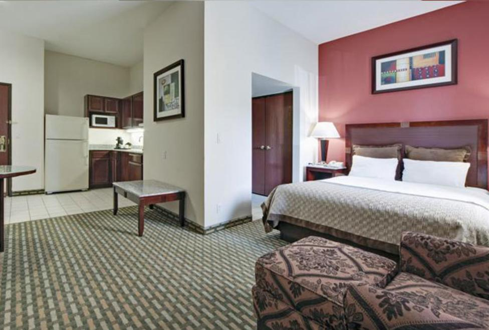 Hawthorn Suites - DFW Airport North - suite