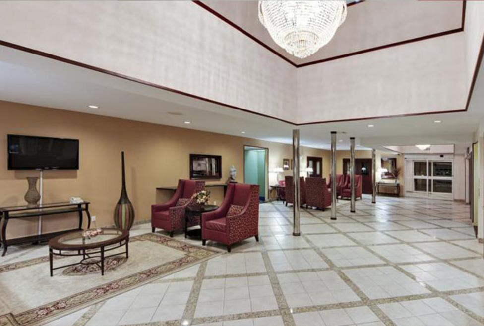 Hawthorn Suites - DFW Airport North - lobby