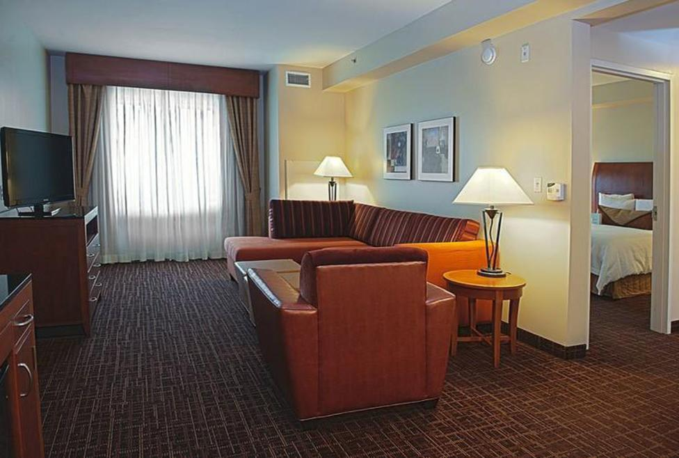 Hilton Garden Inn - DFW Airport South - suite2