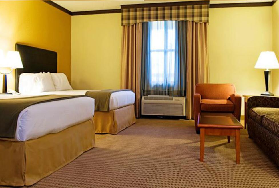 Holiday Inn Express Hotel & Suites - DFW Airport North - double