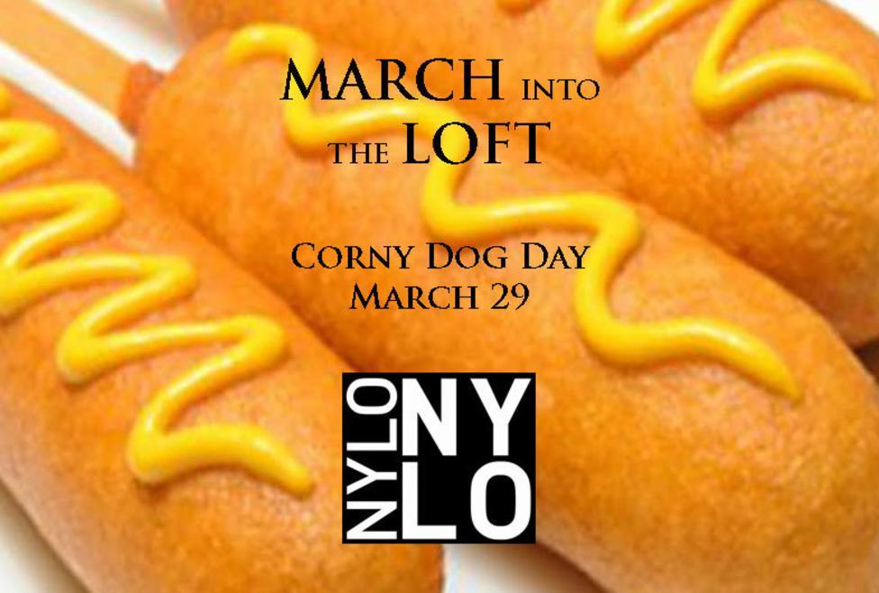 NYLO Corn Dog