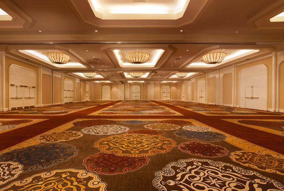 Omni Mandalay - ballroom
