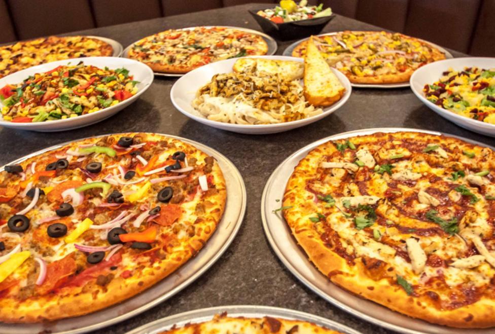 Palio's Pizza