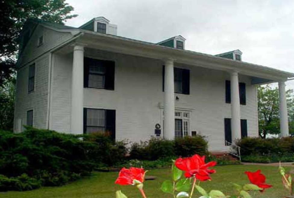 Sam Rayburn Home