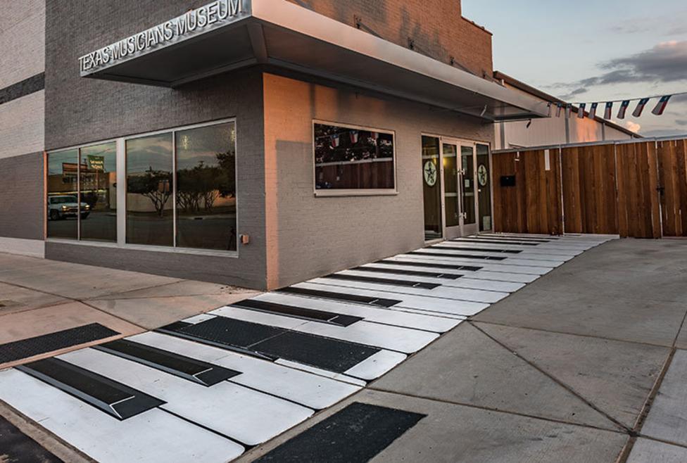 Texas Musicians Museum - Exterior