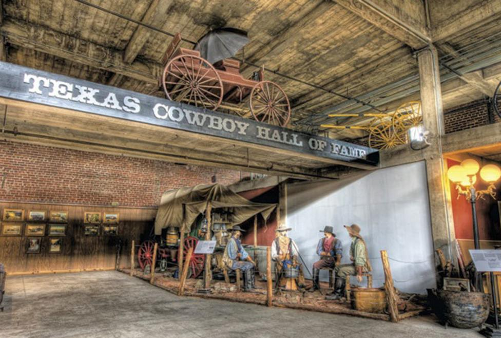 Texas Cowboy Hall of Fame