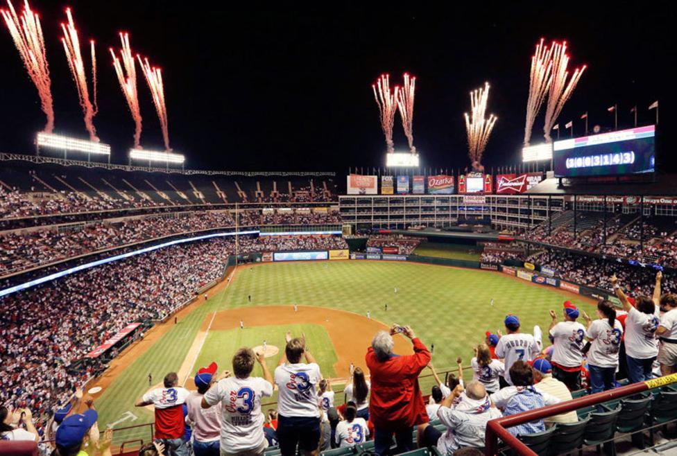 Texas Rangers Globe Life Ballpark