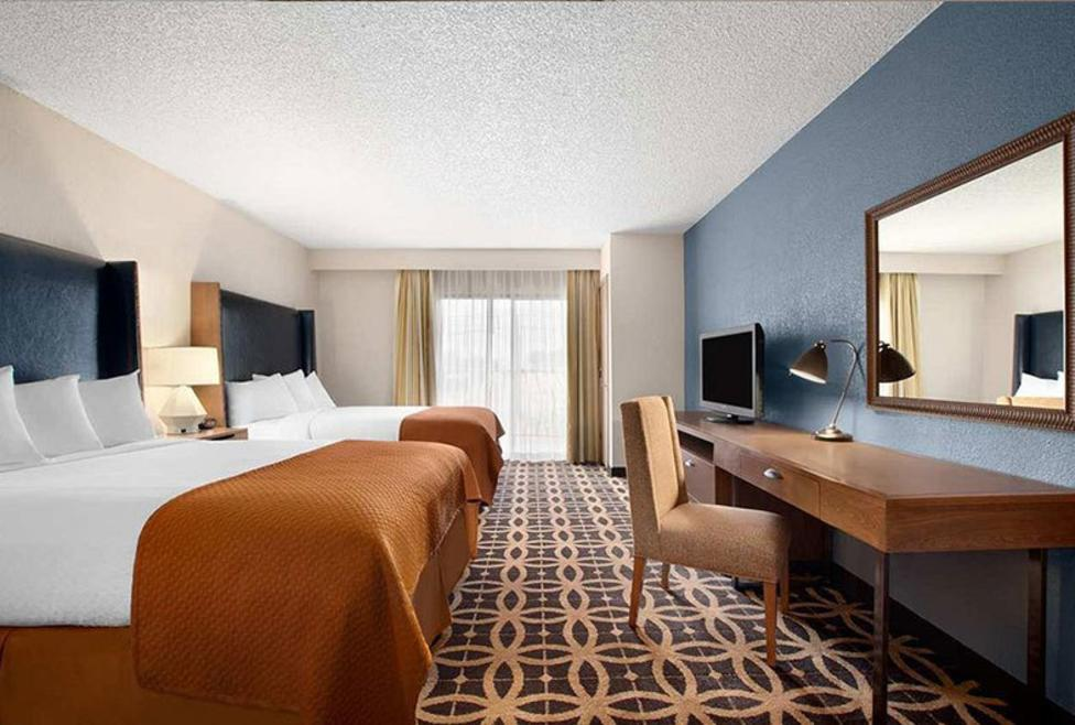 Embassy Suites - DFW Airport South - Double