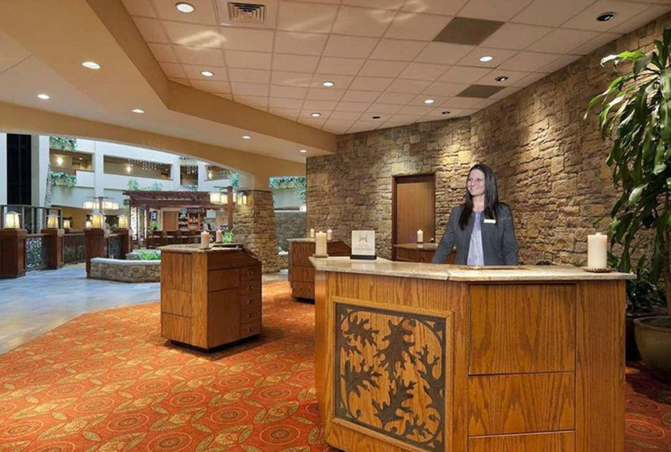 Embassy Suites - DFW Airport South - Lobby 2