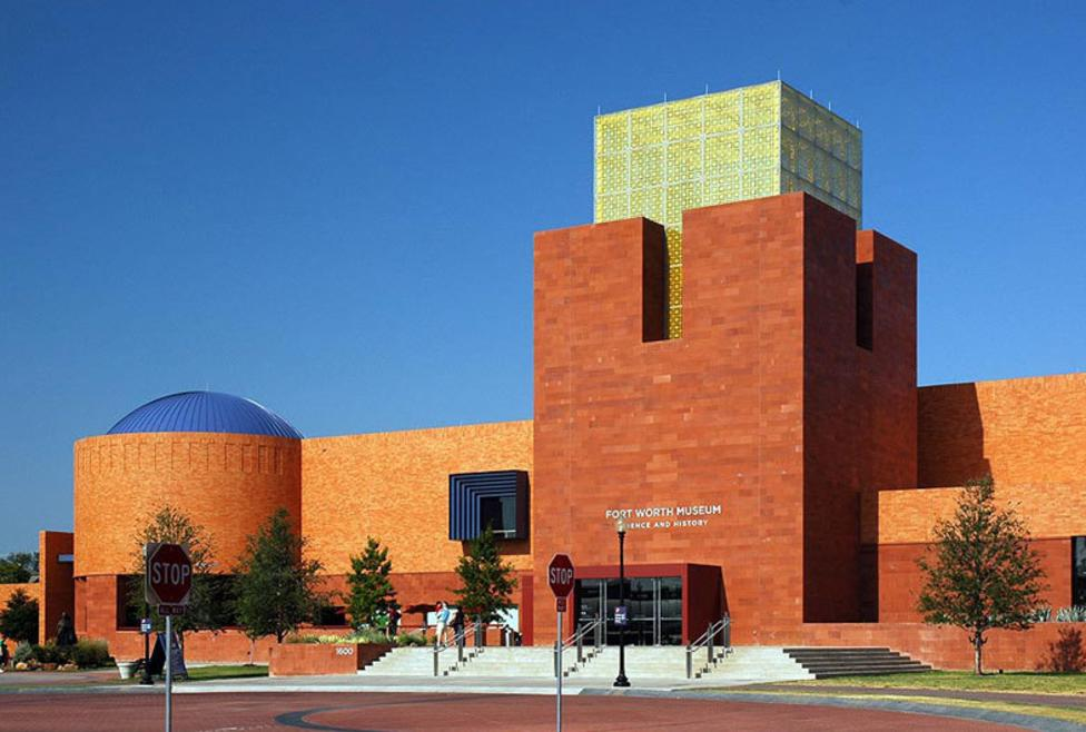 Fort Worth Museum of Science and History/Omni Theater