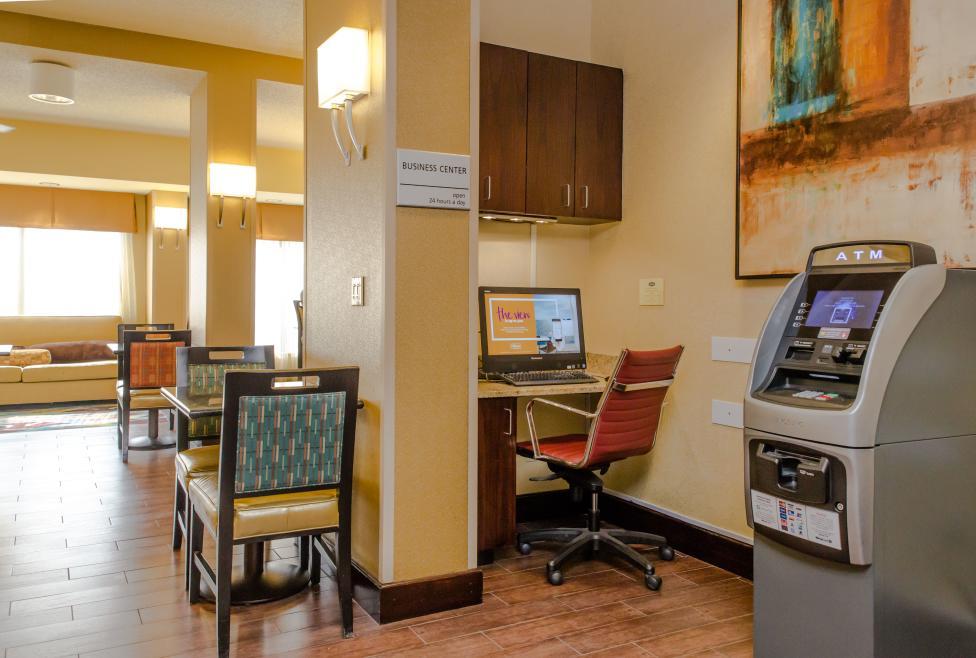 Business Center & ATM