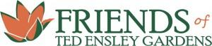Friends of Ted Ensley Gardens logo