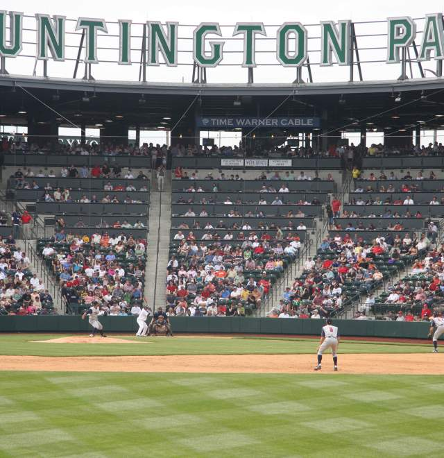 Columbus Clippers vs. Charlotte Knights