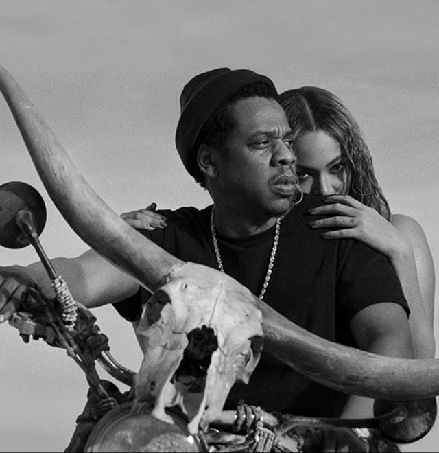 JAY-Z and BEYONCE' at Ohio Stadium