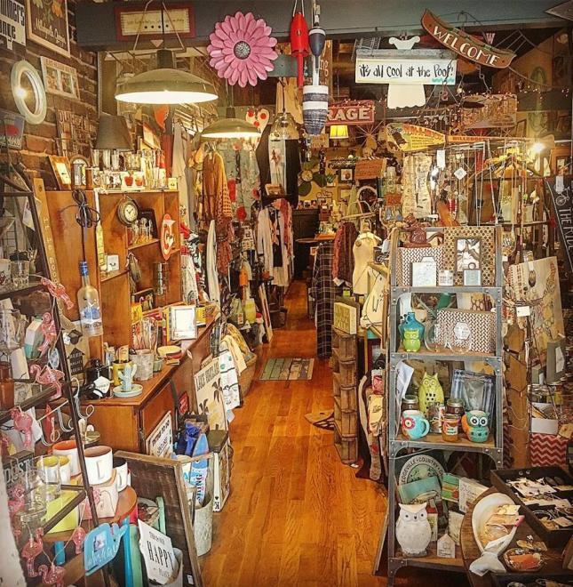 Eclectic Shop