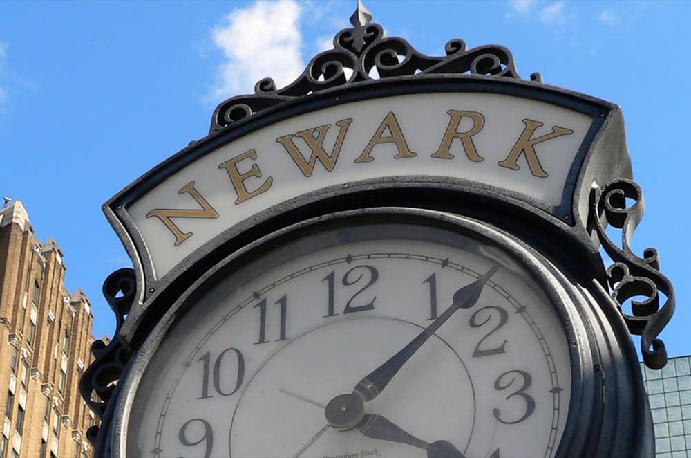 Newark Clock (Expedia)