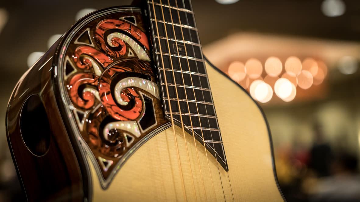 Artisan Guitar - Details