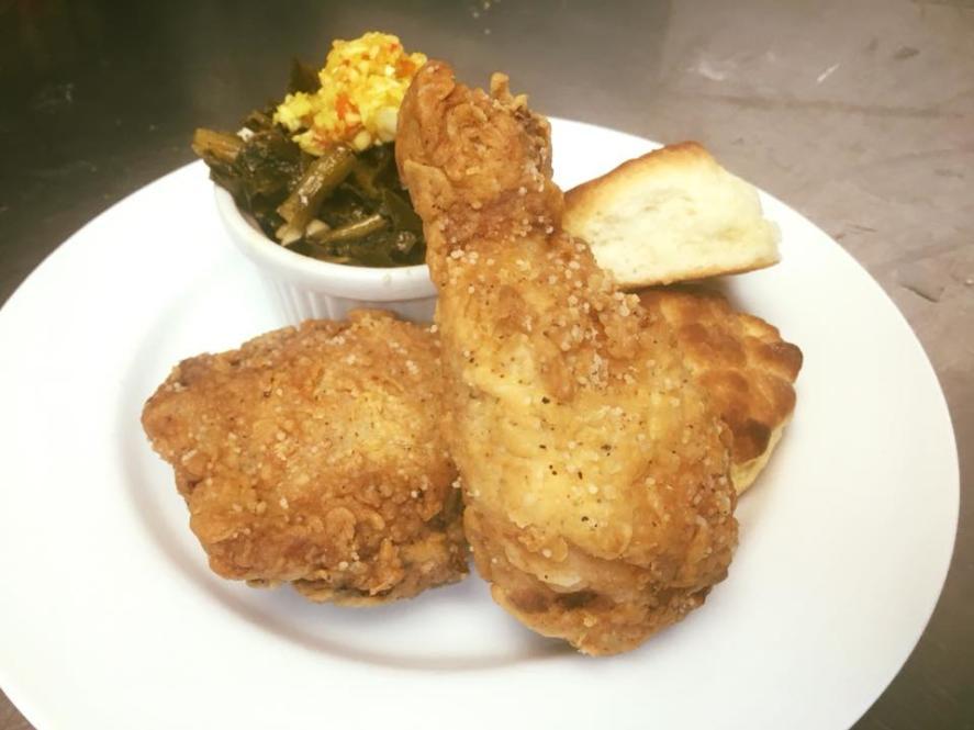 Village Diner Fried Chicken