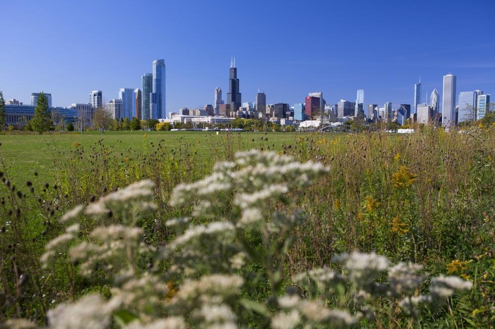 Northerly Island Chicago