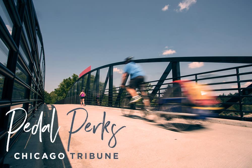 Pedal Perks - Chicago Tribune