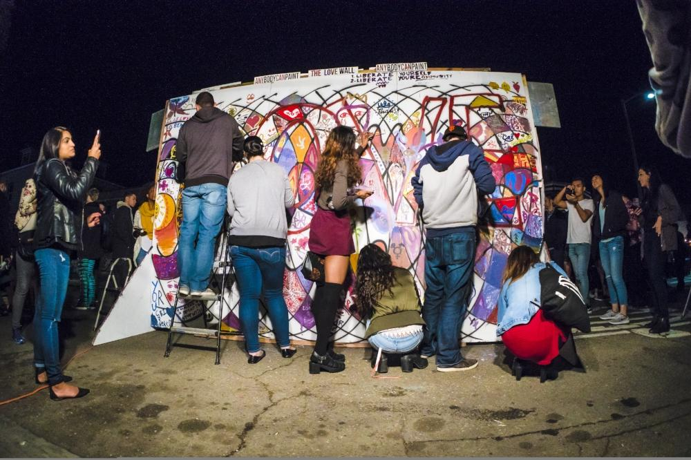 First Fridays in Oakland