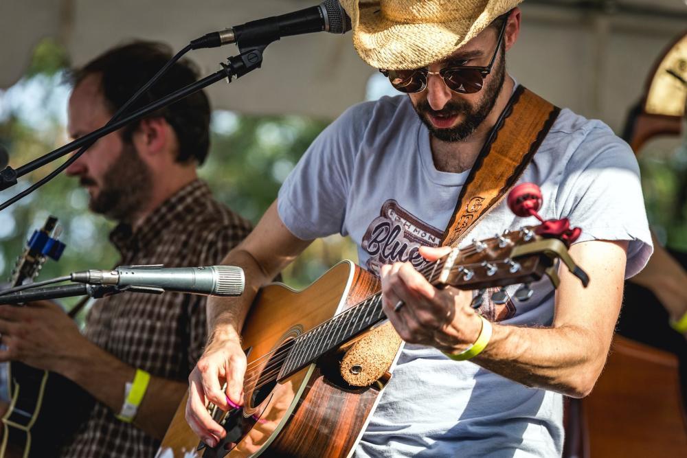 Richmond Bluegrass Festival at Hardywood
