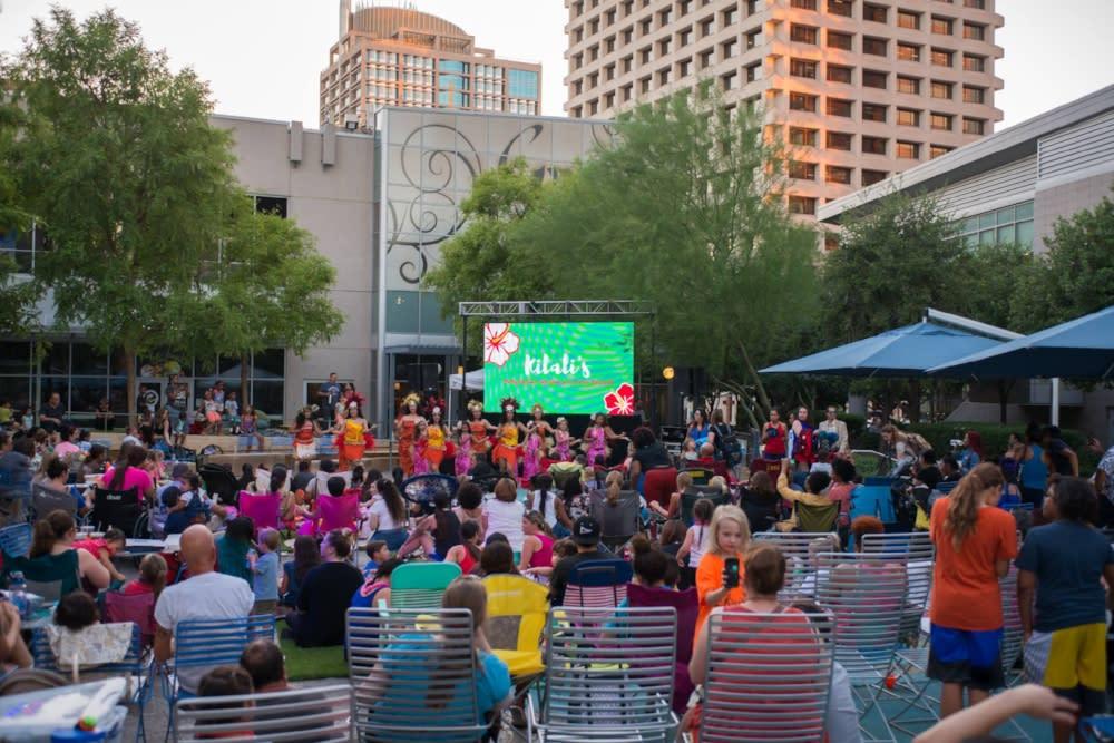 CityScape Movie Night