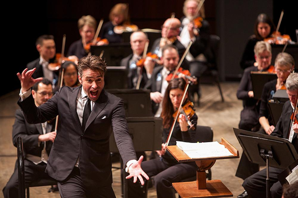 Amarillo Symphony Action Shot