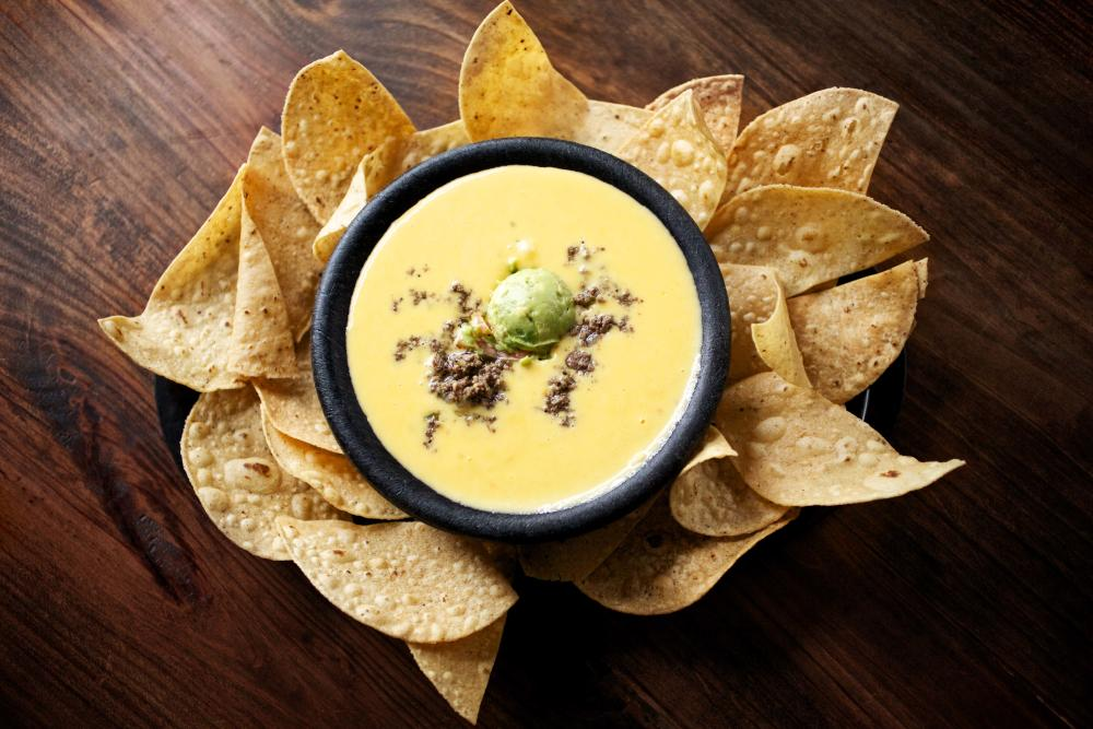 Chips and Queso at Matts El Rancho in Austin Texas