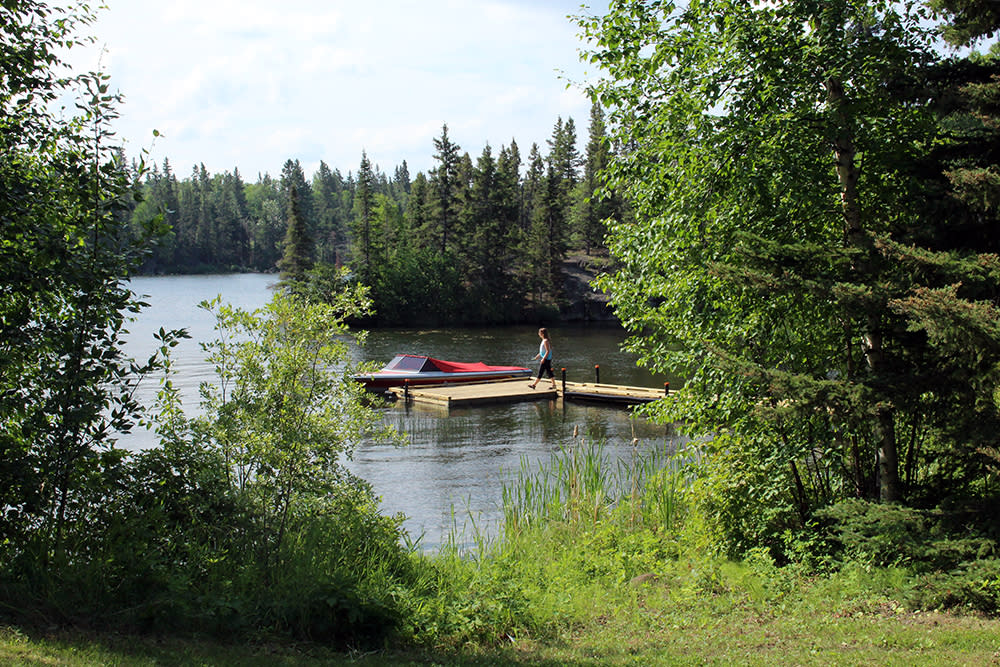 Bakers Narrows Lodge Scenery