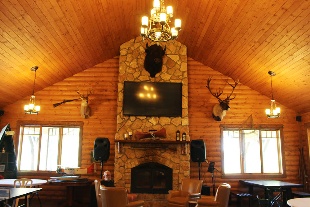 Bakers Narrows Lodge Clubhouse