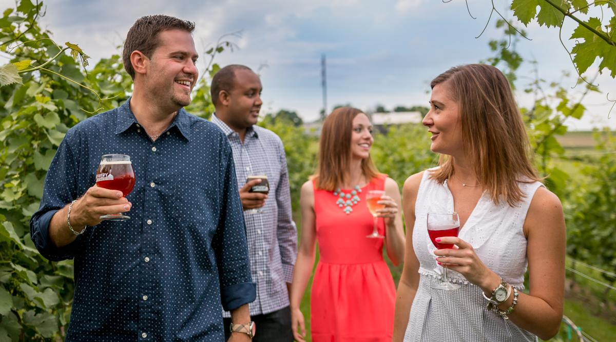 Winery Tour Group