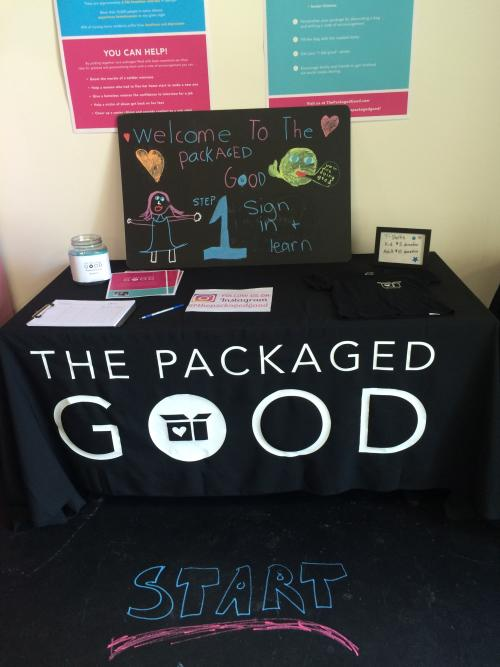 The Packaged Good Sign In