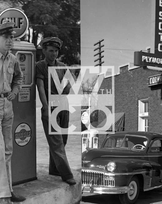 Focus on Columbia Past. A Photographic Retrospective.