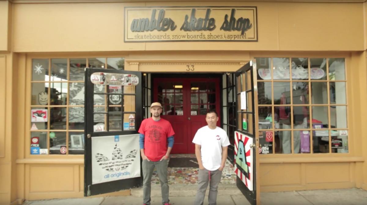 Ambler Skate Shop