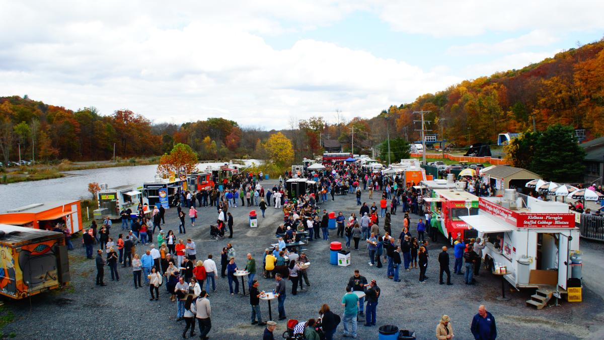 Pocono Mountains Festivals