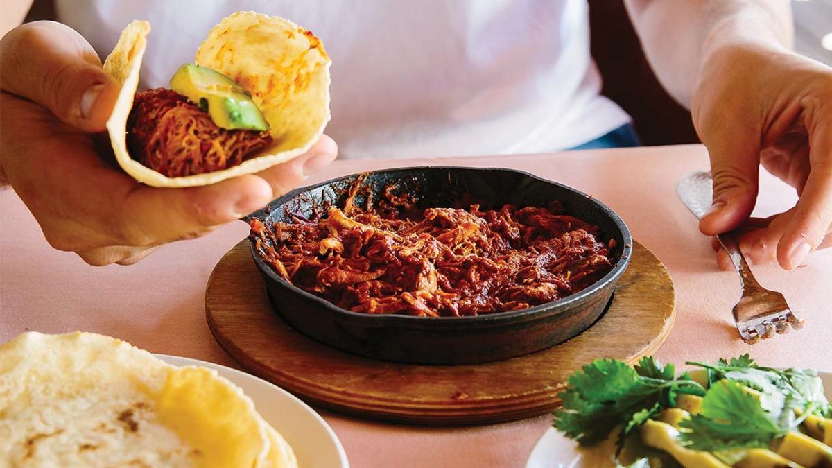 Carne Asada and burritos at Picos in Houston