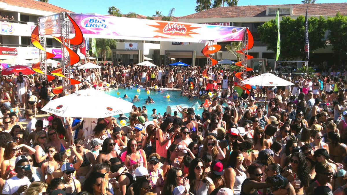 Dinah Pool Party